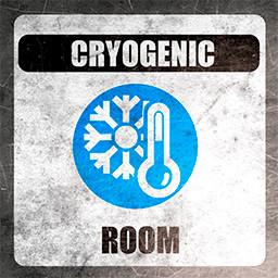 CRYOGENIC ROOM