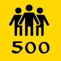 500 Citizens