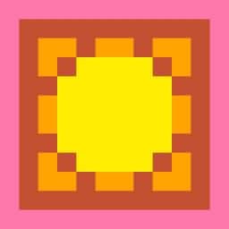The Pink Sun