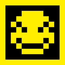 The Yellow Grinning Face with Smiling Eyes