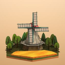 Icon for Windmill Level 2