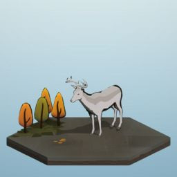 Icon for Deer Level 4