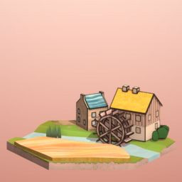 Icon for Watermill Level 5