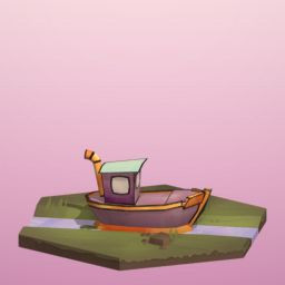 Icon for Boat Level 3