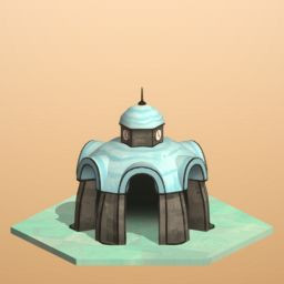 Icon for Water Train Station Level 2