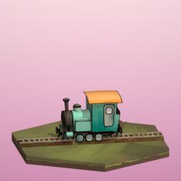 Icon for Train Level 3