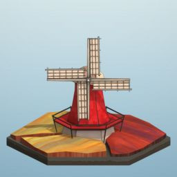 Icon for Windmill Level 4