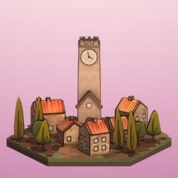 Icon for Tower Level 3