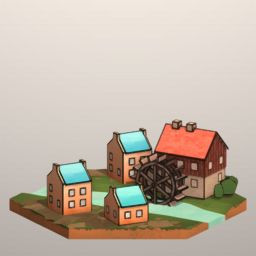 Icon for Watermill Unlocked!