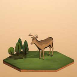 Icon for Deer Level 2