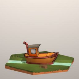 Icon for Boat Unlocked!