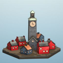 Icon for Tower Level 4