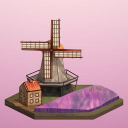 Icon for Windmill Level 3