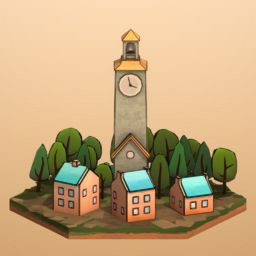 Icon for Tower Level 2