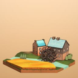 Icon for Watermill Level 2