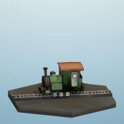 Icon for Train Level 4