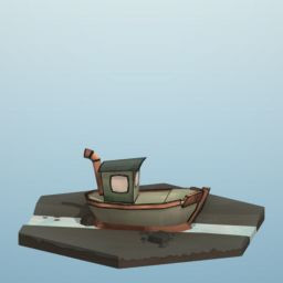 Icon for Boat Level 4