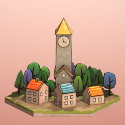 Icon for Tower Level 5