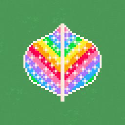 Icon for Rainbow Leaf
