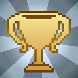 My First Trophy!