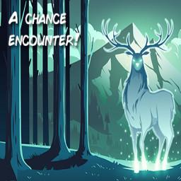 A Chance encounter!