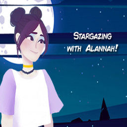 Stargazing with Alannah!