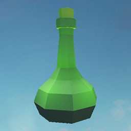 Find the Bottle in the Beach Archipelago