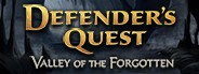 Defender's Quest: Valley of the Forgotten logo