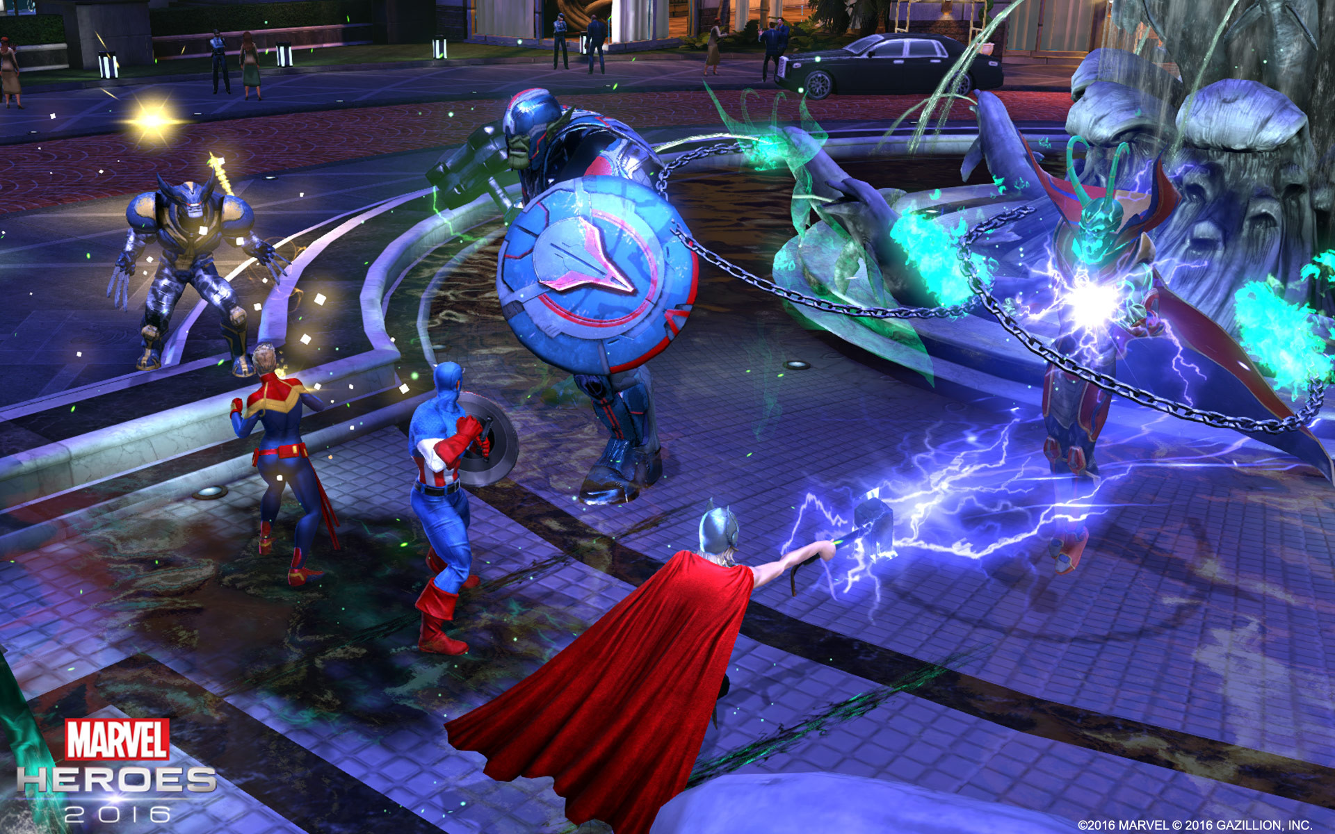 Steam Community :: Marvel Heroes Omega :: Game Art