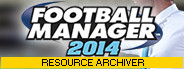Football Manager 2014 Resource Archiver