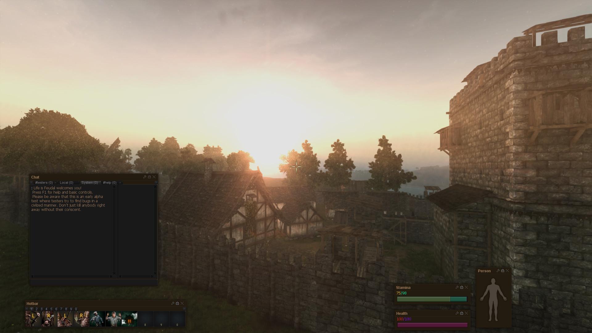 Life is feudal your own v 0.3 5.0 детсад.ру сюжетно-ролевая игра