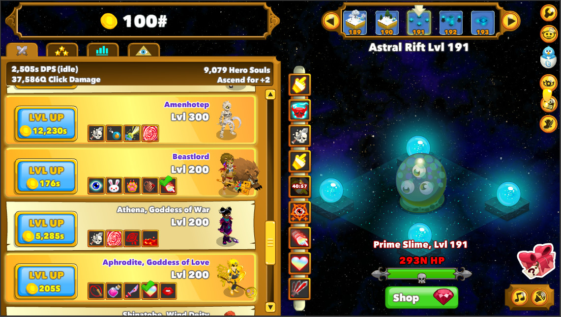 Steam Community :: Group :: Clicker Heroes