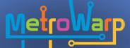 Metro Warp logo
