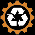 Icon for Making the world green.