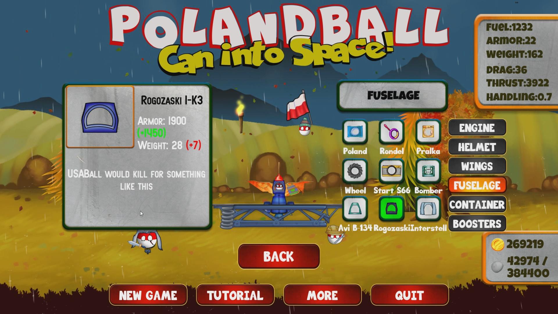 Steam Community :: Polandball: Can into Space! :: Game Art