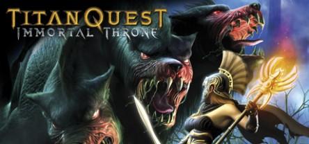 Titan quest immortal throne no cd patch.