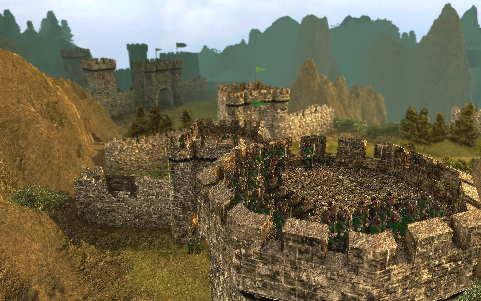 steam community    group    stronghold 3