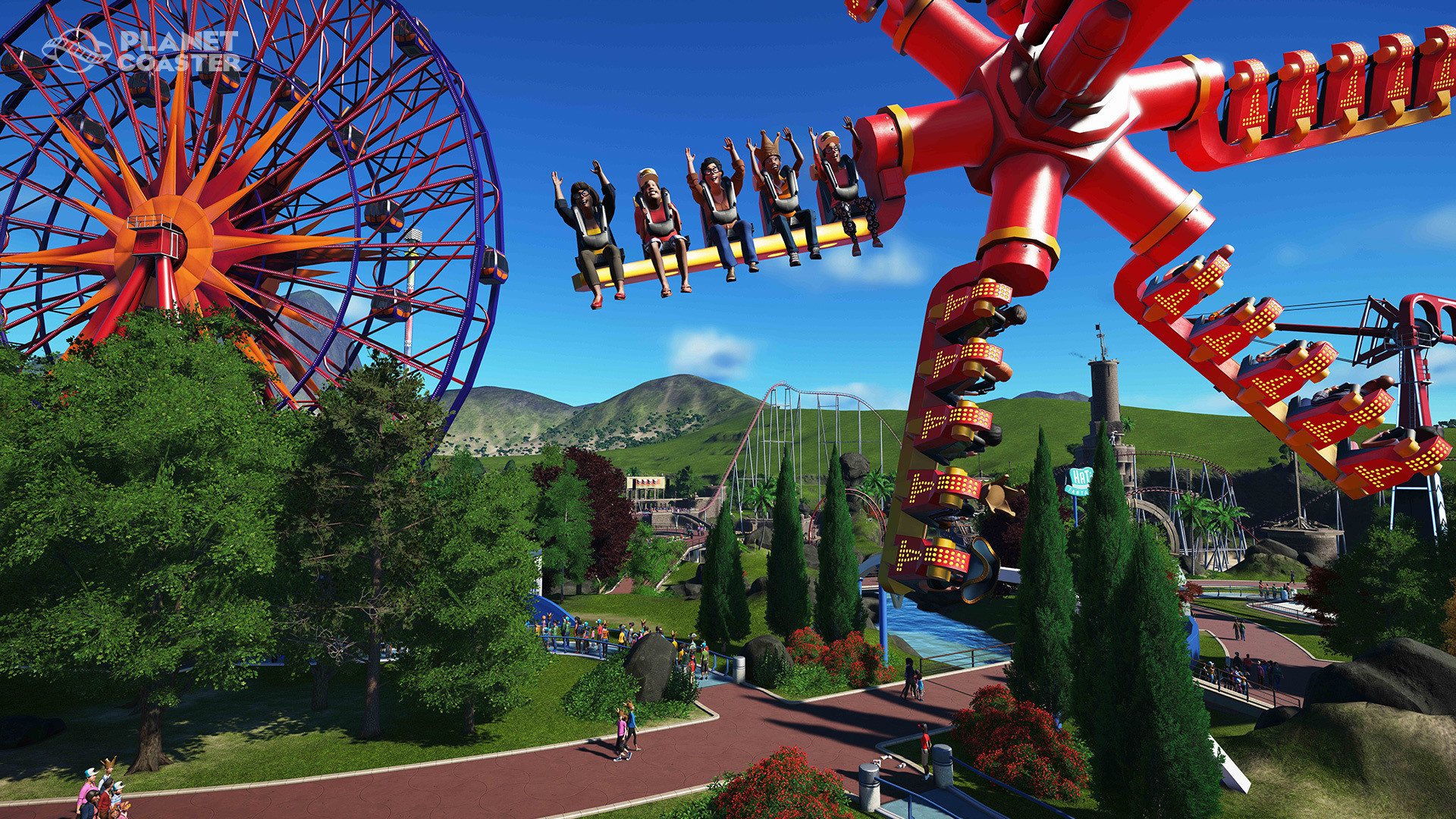 steam community :: group :: planet coaster