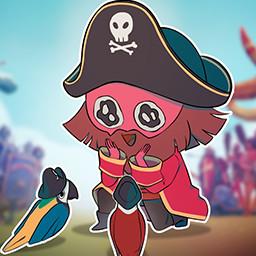 Peculiar Pirate