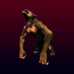 Werewolf Victim