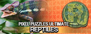 Jigsaw Puzzle Pack - Pixel Puzzles Ultimate: Reptile