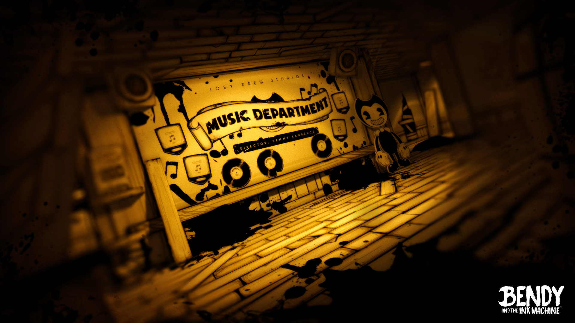 Steam Community Group Bendy And The Ink Machine