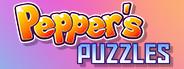 Pepper's Puzzles