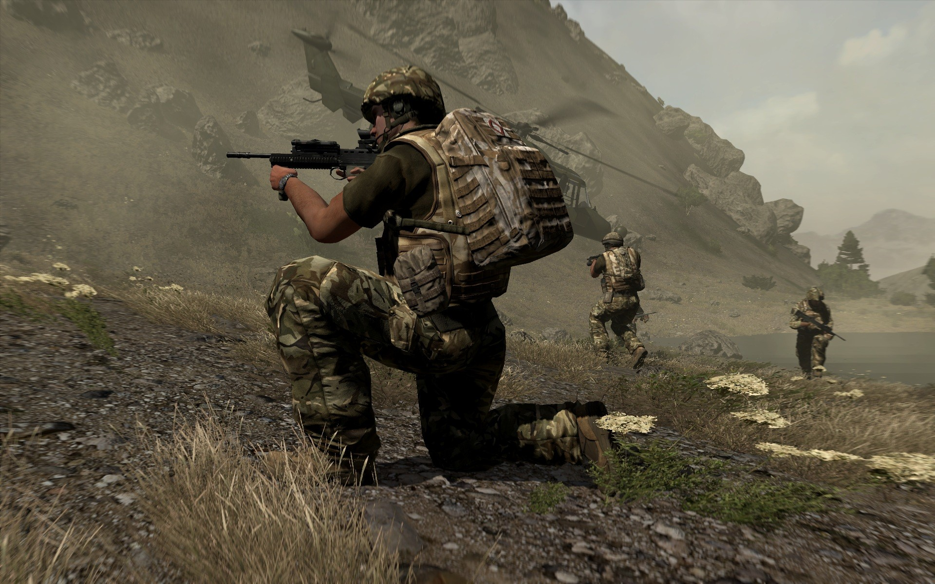 how to play arma 2 dayz on steam