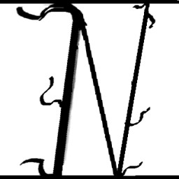 Icon for letter n