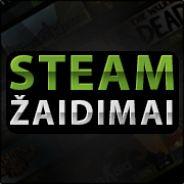 Steam Žaidimai