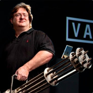Hello, this is Gabe Newell