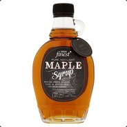 Some Rather Fresh Maple Syrup