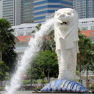 Mr. Merlion