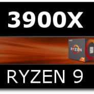Ryzen 9 3900 without X